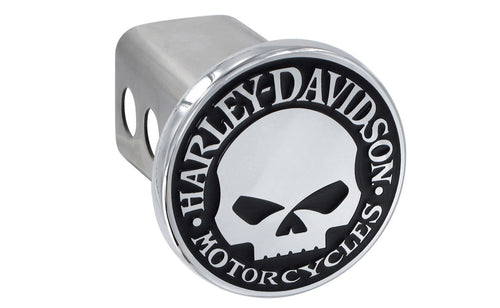 HARLEY-DAVIDSON TRAILER TOW HITCH COVER PLUG (HDHC240)