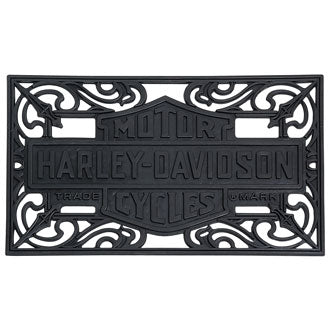 H-D NOSTALGIC B&S ENTRY MAT