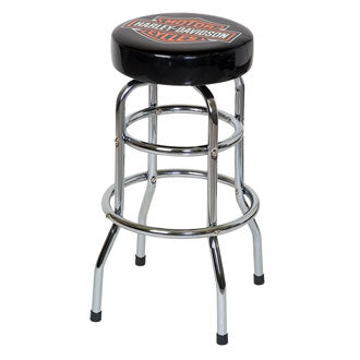 B&S DOUBLE RING BAR STOOL