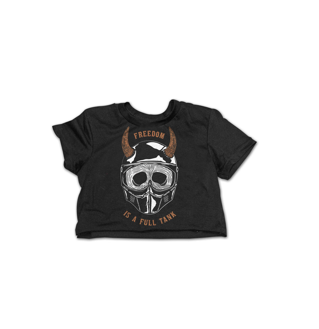 She Devil Crop Tee