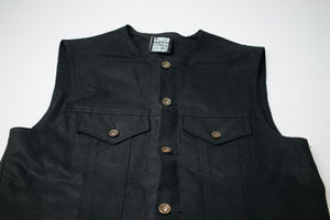 Apache Cut Canvas Vest