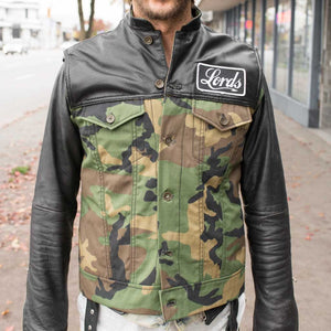 The Woody Riding Vest
