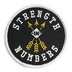 Strength In Numbers Patch