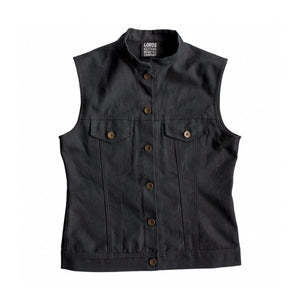 Throttle Doll Women's Canvas Vest