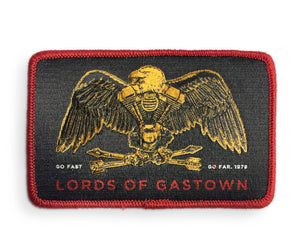 V-Twin Eagle Patch
