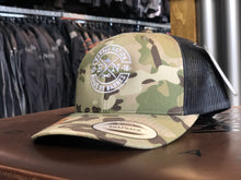 Retro Trucker Barnes Hat