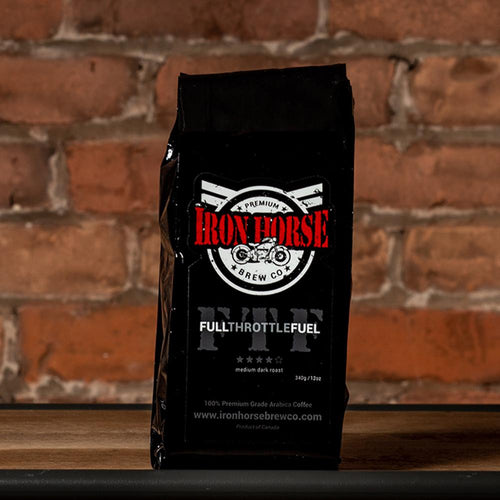 Iron Horse Coffee - FULL THROTTLE FUEL