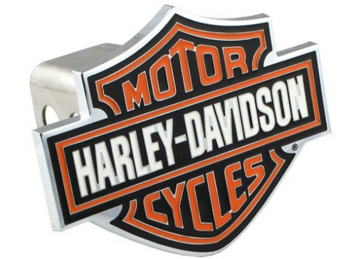 Harley-Davidson Motorcycles Trailer Hitch Cover for 2