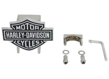 Harley-Davidson Trailer Hitch Ball Cover - Bar & Shield - Black and Chrome Item # HDHCB14