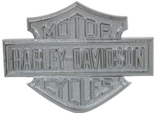 "Harley-Davidson 3D Chrome Logo 2"" Trailer Hitch Cover Item # HDHC13"