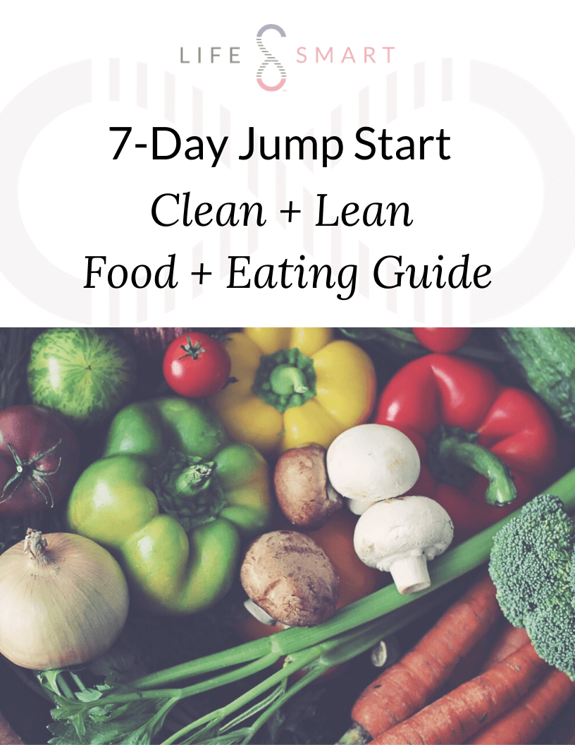 E-Book 7 Day Jumpstart Food + Eating Guide