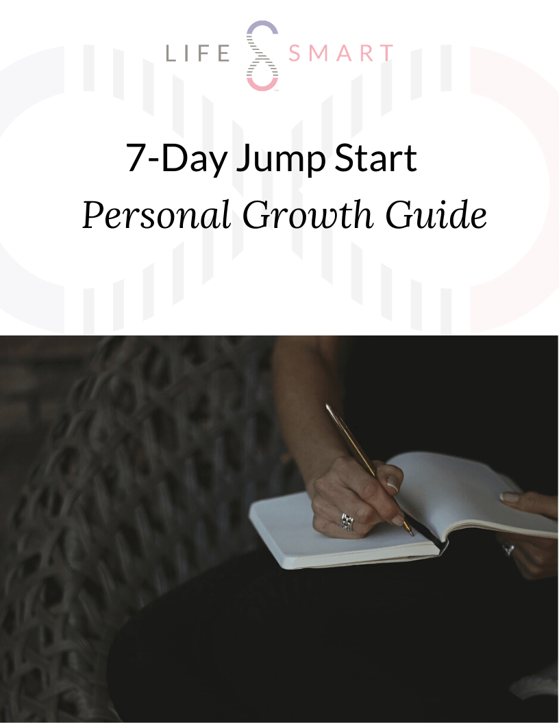 E-Book 7 Day Jumpstart Personal Growth Guide
