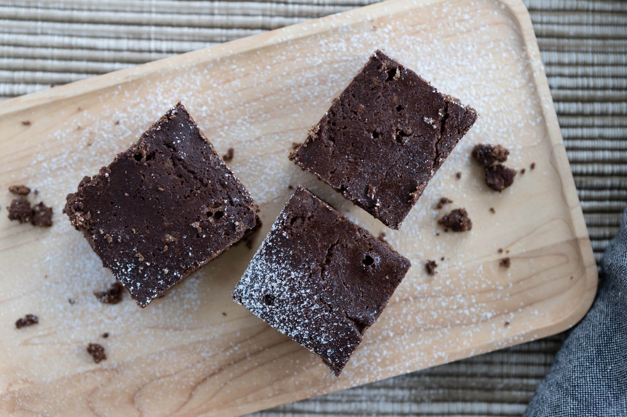 """Coconut Flour Brownies"