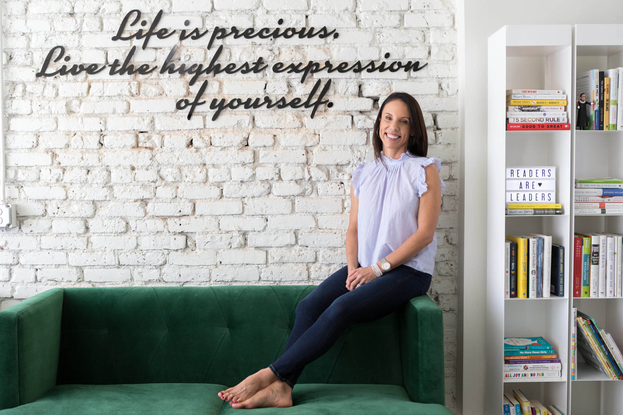 Life Smart x Carrie Dorr Podcast