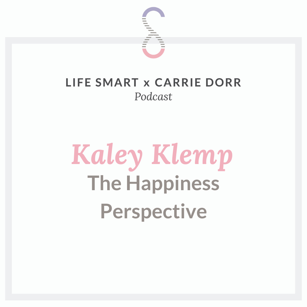 Kaley Klemp: The Happiness Perspective