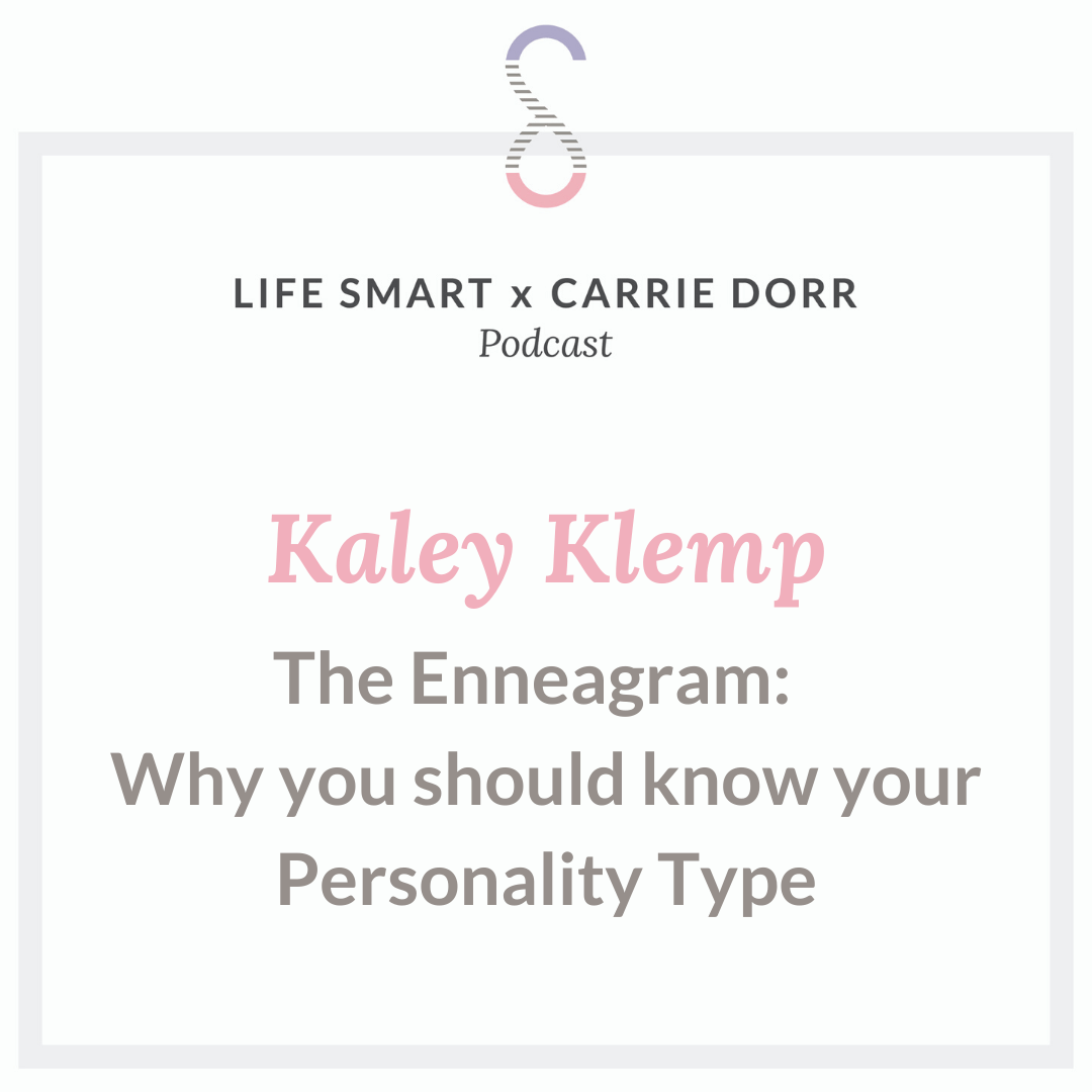 Kaley Klemp: The Enneagram: Why you should know your Personality Type