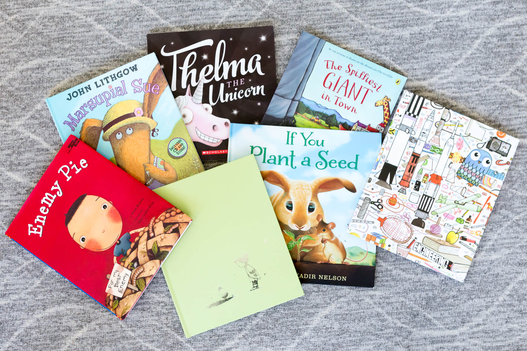 Kids Books with Adult Lessons