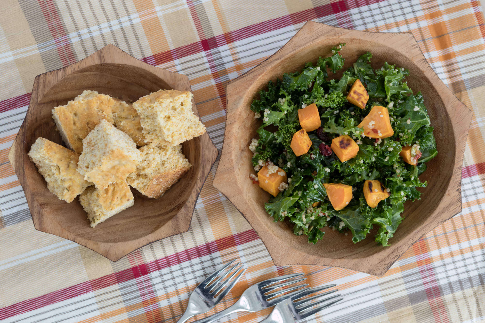 Thanksgiving Recipes: Family Traditions + Healthier Twists