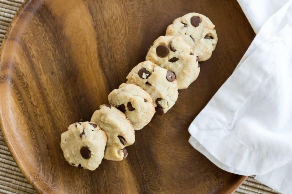 """Chocolate Chip Cookies #1"