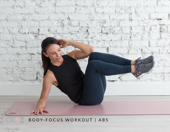 CARRIE DORR ICON | BODY-FOCUS WORKOUT | ABS