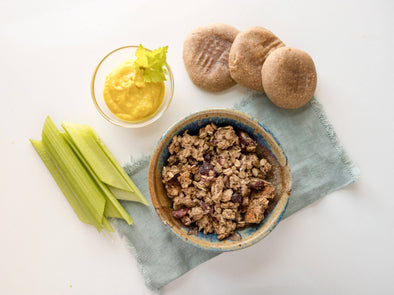 Healthy + Easy Kid-Friendly Snacks