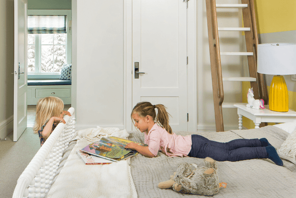 5 Tips on Decorating your Child's Room