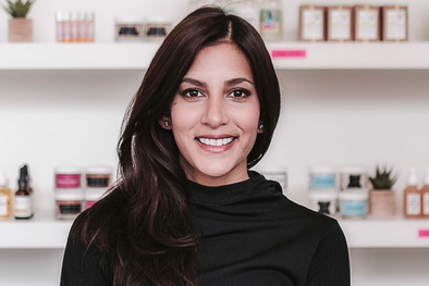 Shama Patel | Founder + President of Clean Your Dirty Face® and Founder + President of AIR®