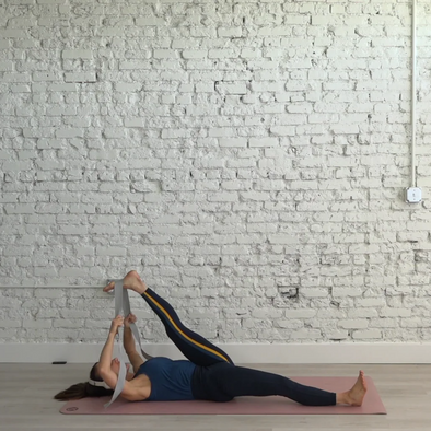 Stretch + Recover - 15 Minutes- Strap