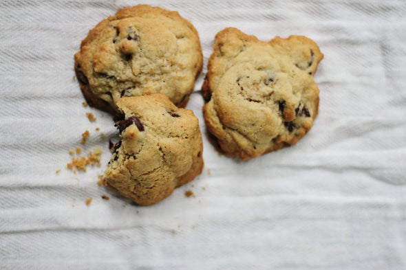 Chocolate Chip Cookies #2