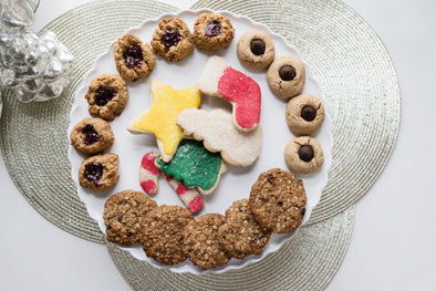 Healthiest Holiday Cookies