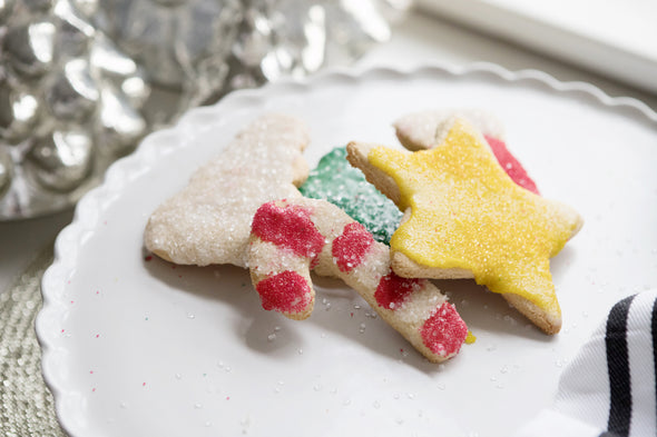 Healthier Holiday Treat Recipes