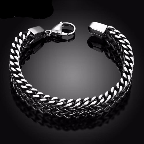 Stainless Steel Wrist Band