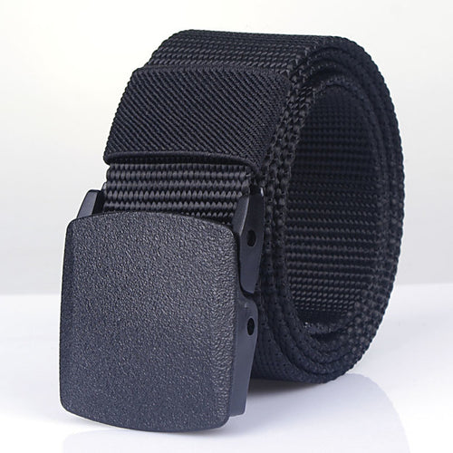 Automatic nylon belt buckle High quality