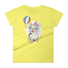 French Doggo Birthday Pupper Women's Shirt