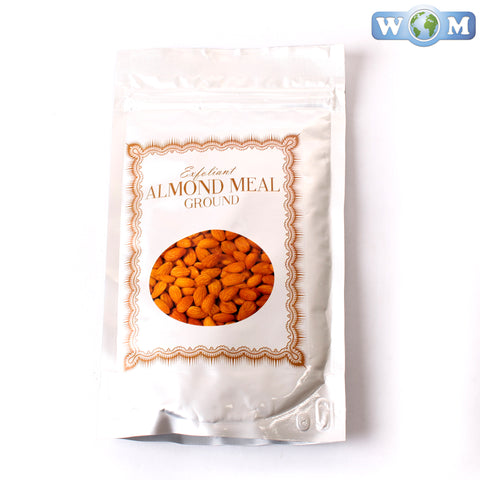 Almond Meal Ground (Fine for Face & Body) Exfoliant