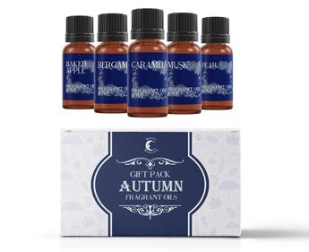 Autumn | Fragrant Oil Gift Starter Pack