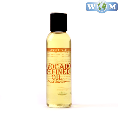 Avocado Refined Carrier Oil