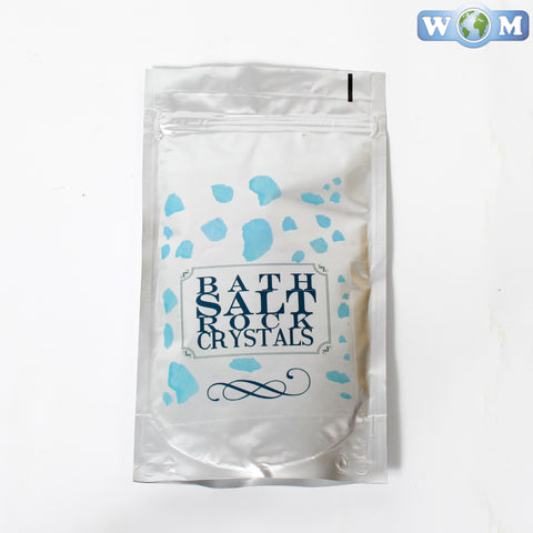 Rock Crystal Bath Salts