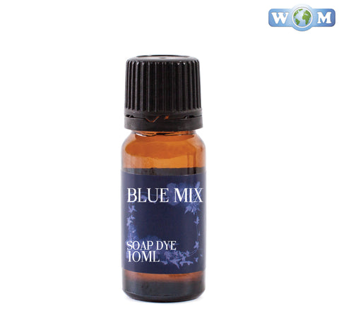Blue Mix Soap Dye