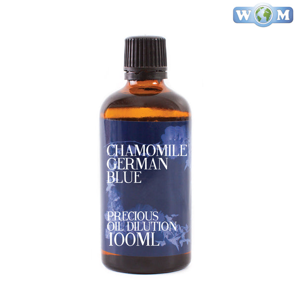 Chamomile German Essential Oil Dilution