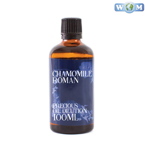 Chamomile Roman Essential Oil Dilution