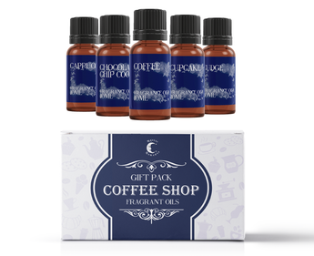 Coffee Shop | Fragrant Oil Gift Starter Pack