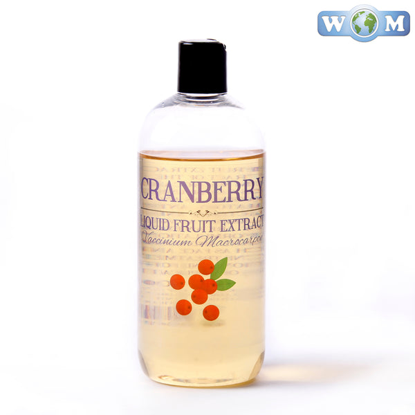 Cranberry Liquid Fruit Extract