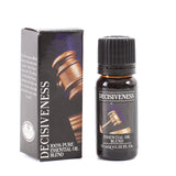 Decisiveness - Essential Oil Blends