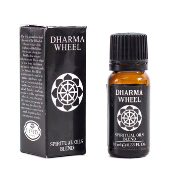 Dharma Wheel | Spiritual Essential Oil Blend