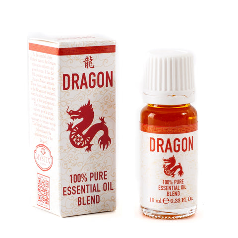 Dragon - Chinese Zodiac - Essential Oil Blend
