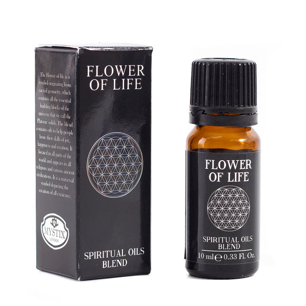 Flower of Life | Spiritual Essential Oil Blend