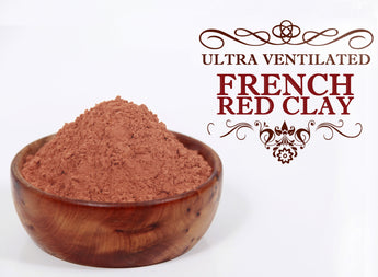 Red Ultra Ventilated French Clay