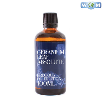 Geranium Leaf Absolute Oil Dilution