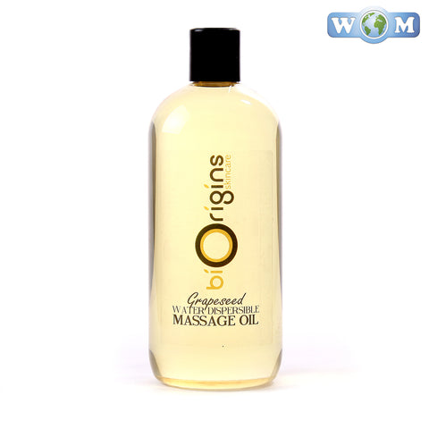 Grapeseed - Water Dispersible Massage Oil